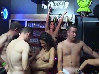 Party gangbang