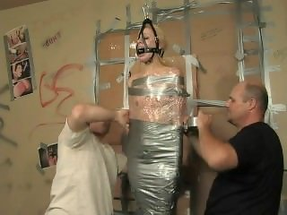 Tied Up Slave 3