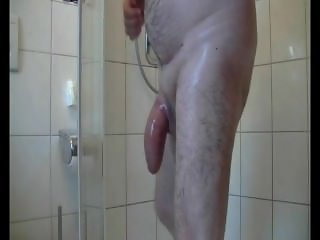 Hung Daddy Shower