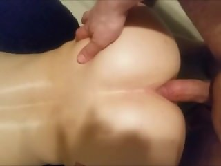 Doggystyle anal with my FWB Sexy POV ANAL With a perfectly round ASS