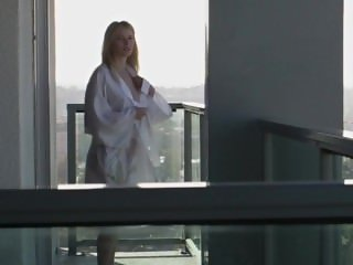 Naomi Watts Full Frontal On Balcony
