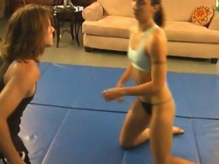 Wenona mixed wrestling