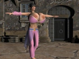 belly dancer BE