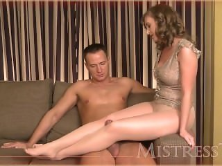 Brother & Sister Pantyhose Fun