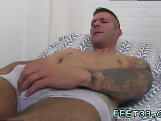 Gay boys have sex with male s and feet gay dad sexy Caleb Gets A Surprise