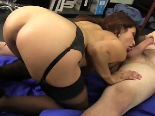 Latina Isabella DeSantos Office Fuck