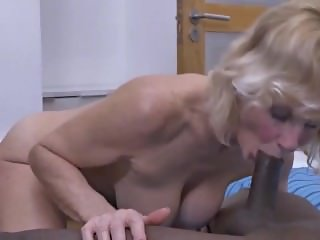 British Mature Interracial Fun