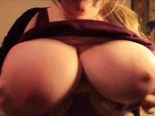 She has the most amazing huge natural boobs