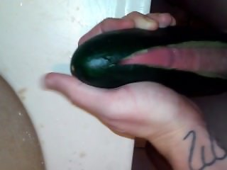 Jerking with cucumber