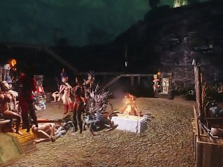 Rieklin Cave Party Orgy Part 1