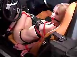 Had a dream that I'm all tied up in the car