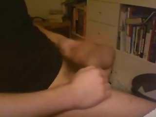 Danish 22 Yo Boy With His Yummy 18cm Hairy Cock & Happy Show 2