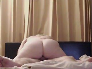 BBW Grinding Cock on Hidden Cam