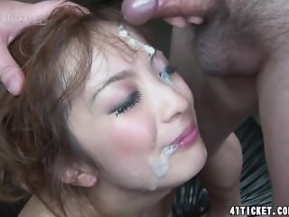 Aiko Nagai's Prison Bukkake Creampie Facefuckfest (Uncensored JAV)