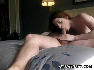 Amateur girlfriend sucks and fucks with creampie cumshot - SEXCAM888.COM