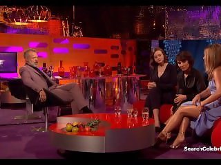 Amanda Holden - Graham Norton Show 17-4-15