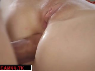 First Anal For Beautiful Blonde Alex Grey