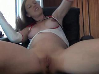 pregnant - amateur masturbat in wecam