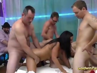 extreme wild german groupsex orgy