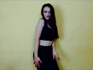 Sexy dancing Russian #1
