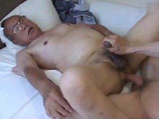Japanese old man 33