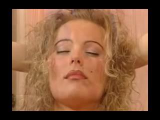 SYLVIA the horny German Blonde Babe