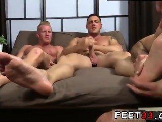 Free gallery black ebony hardcore gay foot fisting Ricky Hypnotized To