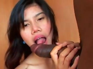 Thai gets fucked by BBC