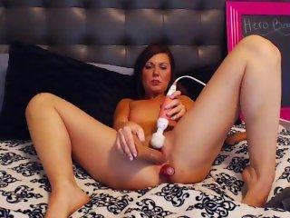 My StepMom Masturbation On Webcam - More Videos On Pussycamhd.com
