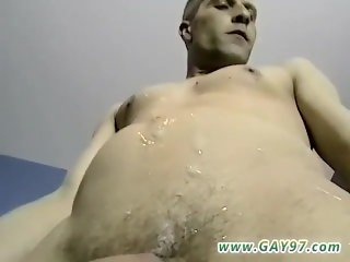 Gay sexy muscle men That chubby long prick takes a lot of stroking, but