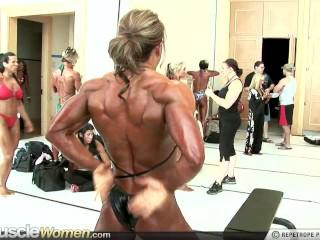 Fbb preparing for competition part 1