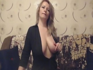 mature busty milf teases on web cam omegle