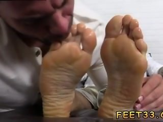 Hot boy gay sex video download full length KC's New Foot & Sock Slave