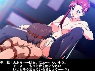 Love fetish 9 Hentai