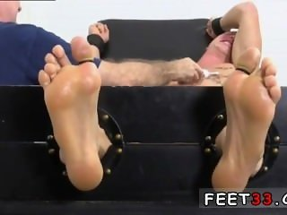 Fat feet male xxx and hot boy legs gay Cristian Tickled In The Tickle