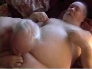 Chubby Daddies Having Fun