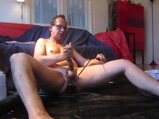2nd cumshot, a big anal play