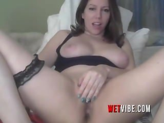 Horny Milf Wants You to Play WETVIBE Sex Toy to Orgasm