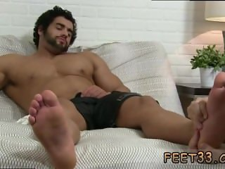 Young boy feet cum gay first time Alpha-Male Atlas Worshiped