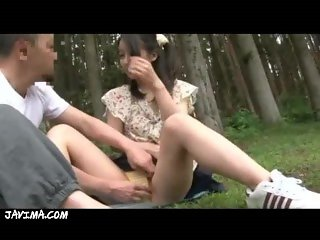Japanese Girl Public Sex At The Park