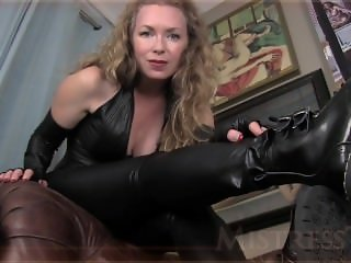 Mistress T - You mean nothing to me
