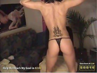 fit webcam chick