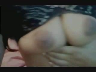 another busty indian desi wife on webcam