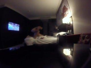 Pleasuring and abusing a Bangkok hotel maid