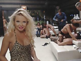 Live webcam orgy #6