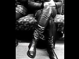 Stivali e... in treno