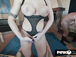 Amandha Fox Inculata pazzesca! POV incredibile con guardone!