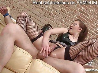 Femdom mega compilation: foot fetish, teasing, pegging