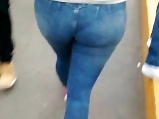 Teen 5 Jeans Big Ass (Part 2)