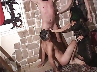 Nabila's Two Slaves Punishment